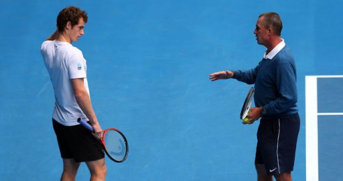 Lendl has helped Murray find resilience and reason on Court. (Sky Sports Images)